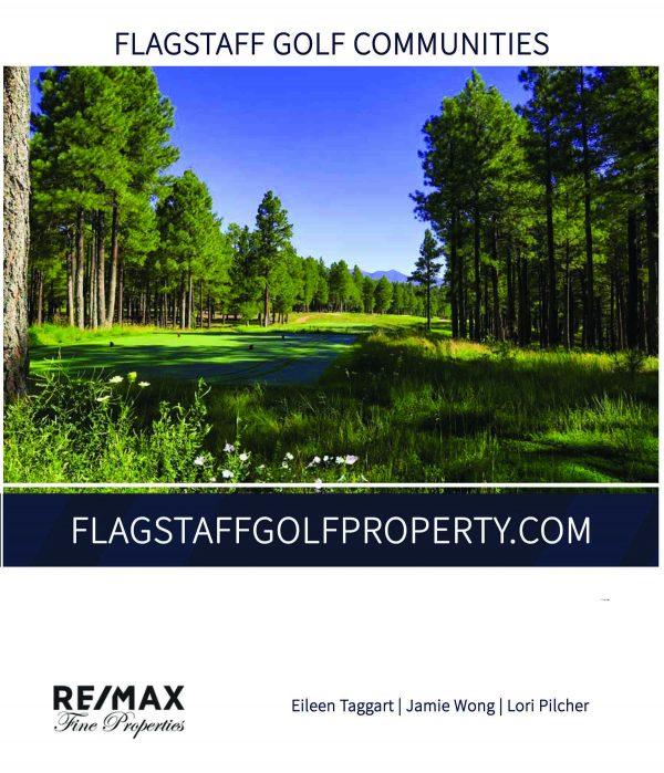 Flagstaff Golf Communities Cover