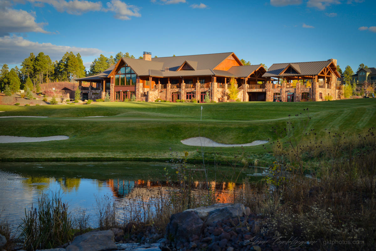 Flagstaff Ranch Clubhouse Exterior 2