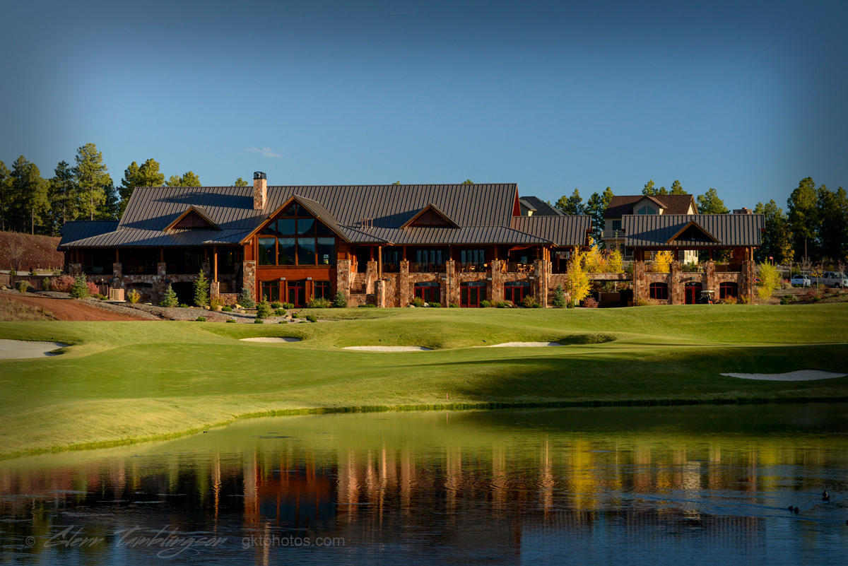 Flagstaff Ranch Clubhouse Exterior 3