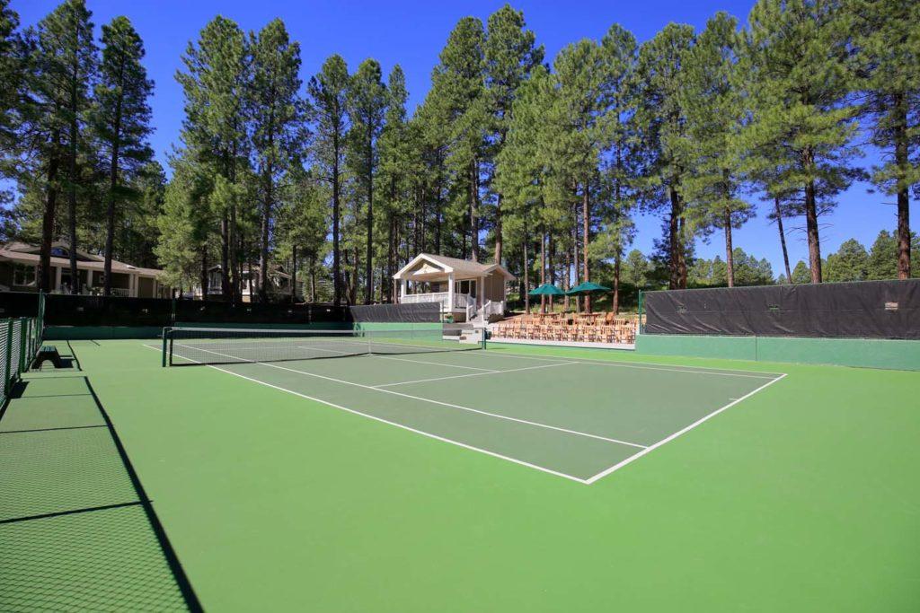 Forest Highlands Tennis